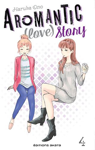 Aromantic (Love) Story T.4