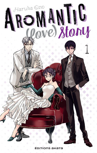 Aromantic (Love) Story T.1