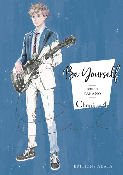 Be Yourself Ch.4