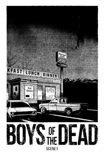 Boys of the Dead Ch.1