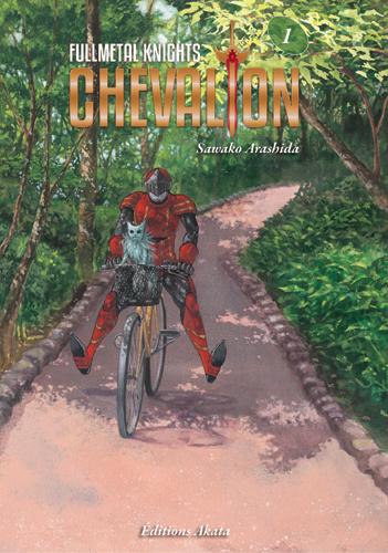 Fullmetal Knights Chevalion T.1