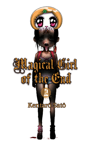 Magical Girl of the End T.2