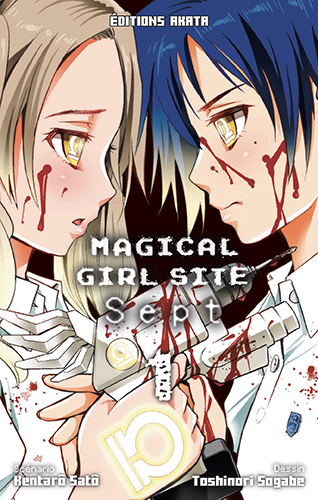 Magical Girl Site Sept T.1