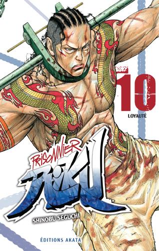 Prisonnier Riku T.10
