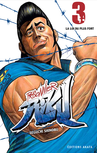 Prisonnier Riku T.3