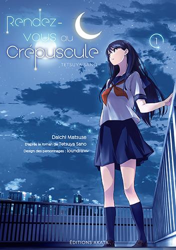 Rendez-vous au Crépuscule (manga) T.1