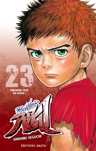 Prisonnier Riku T.23