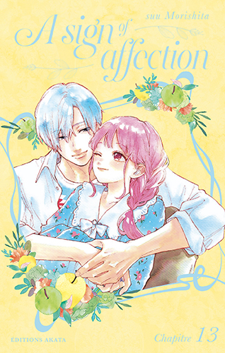 A Sign of Affection ch.13