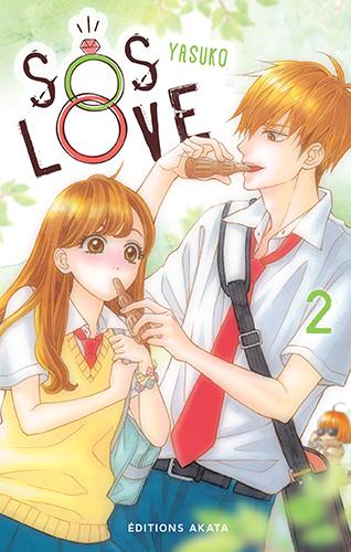 SOS Love T.2