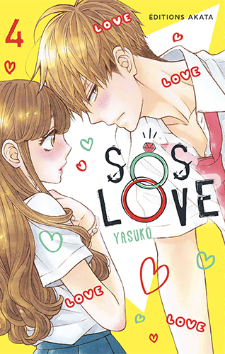 SOS Love T.4