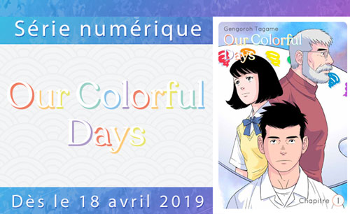 chapitre 1 de Our colorfull days
