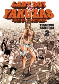 Ladyboy vs Yakuzas T.2