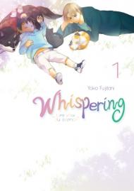 Whispering, les voix du silence T.1