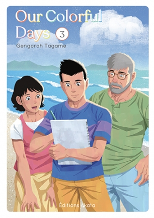Our Colorful Days T.3