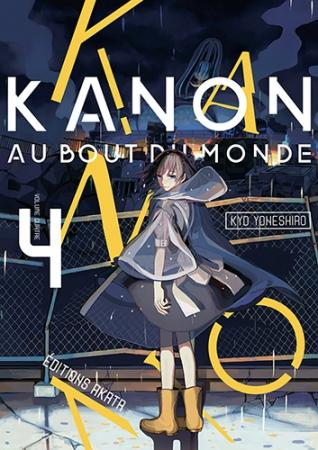 Kanon au bout du monde T.4