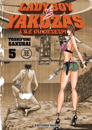 Ladyboy vs Yakuzas T.5