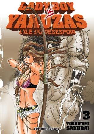 Ladyboy vs Yakuzas T.3