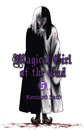 Magical Girl of the End T.5
