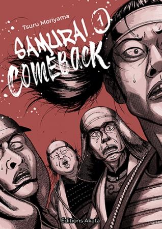 Samurai Comeback T.1