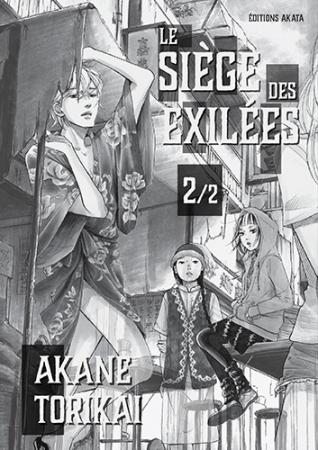 Le Siège des exilées T.2