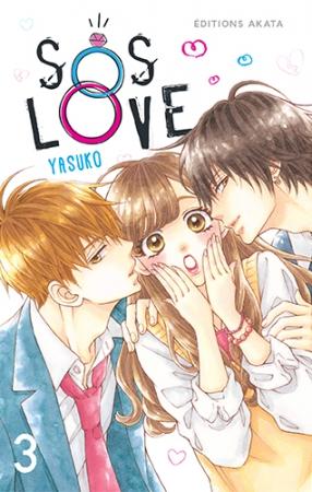 SOS Love T.3