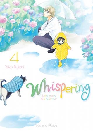 Whispering, les voix du silence T.4