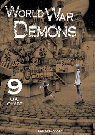 World War Demons T.9