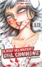 Bloody Delinquent Girl Chainsaw T.13