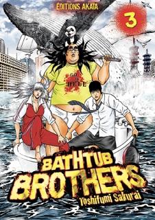 Bathtub Brothers T.3