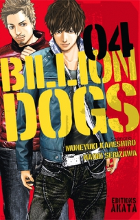 Billion Dogs T.4