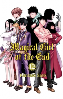 Magical Girl of the End T.12 - Collector