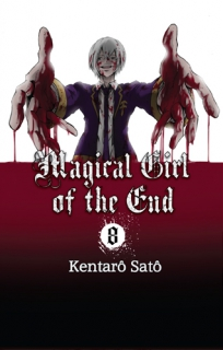 Magical Girl of the End T.8