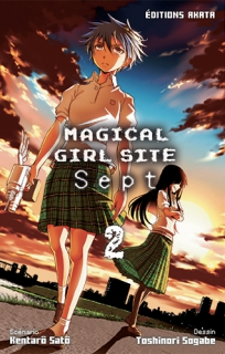 Magical Girl Site Sept T.2
