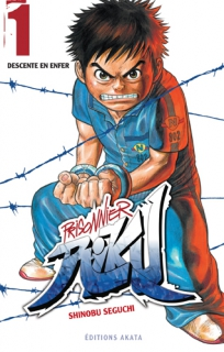 Prisonnier Riku T.1