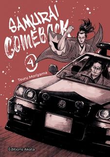 Samurai Comeback T.4
