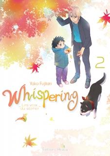 Whispering, les voix du silence T.2