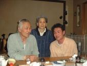 Mr HIRATA Hiroshi avec sa femme et Mr YANO Tetsuya