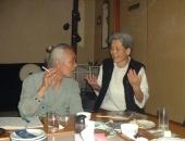 Mr HIRATA Hiroshi et sa femme