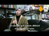 Angoulême 2011 - débat sur la traduction des mangas - intervention de Fusanosuke Natsume