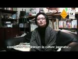 Angoulême 2011 - débat sur la traduction des mangas - intervention de Kaoru Sekizumi