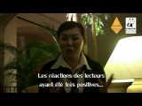 Manga - interview de Kahori Onozucca - diffusée au festival d'Angoulême 2011